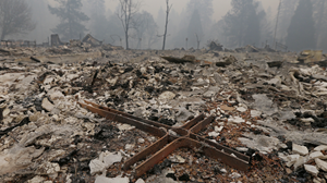Paradise Fire Burned Most Church Buildings, But 'the Church Is Still Alive'