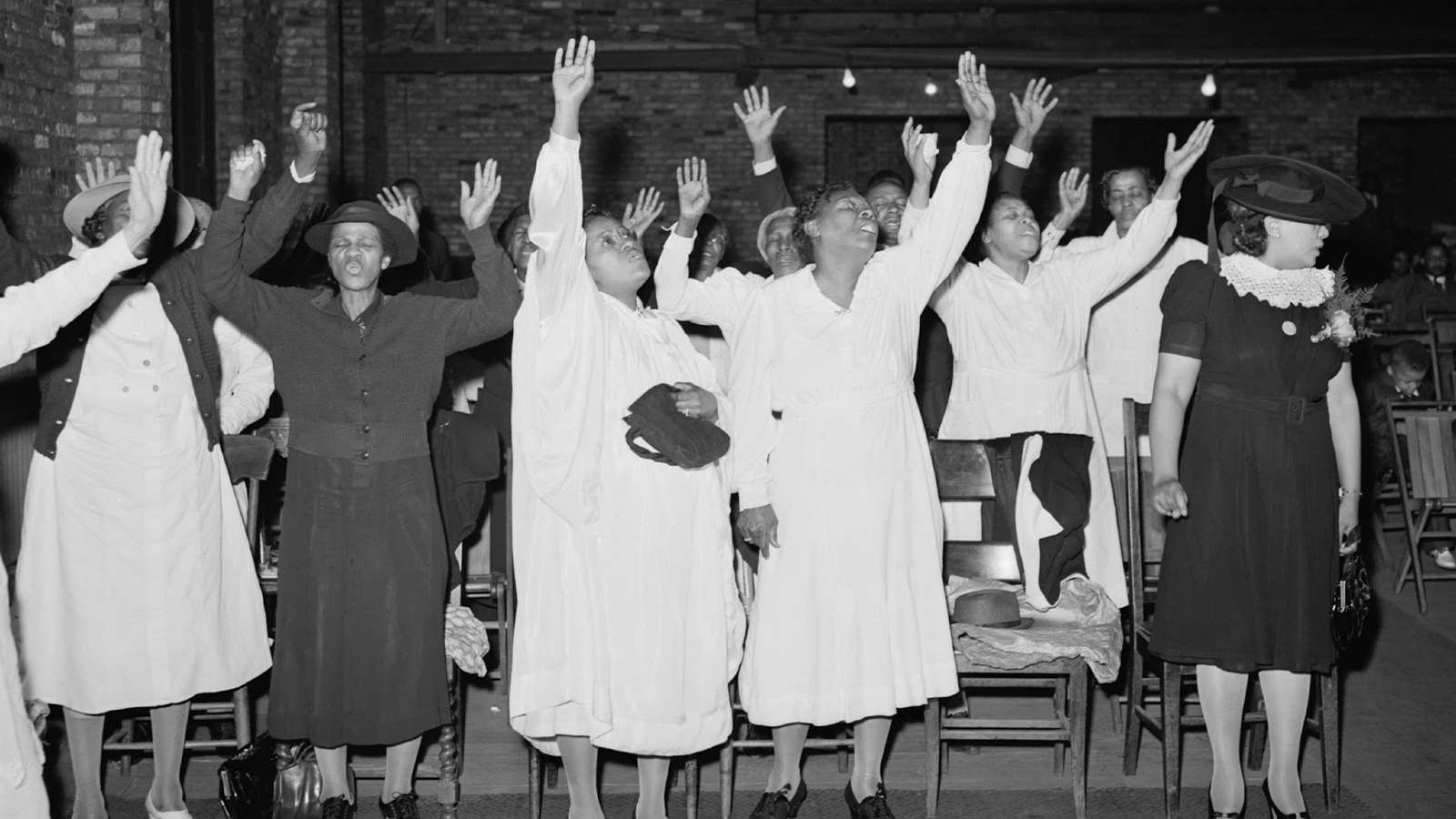 When Gospel Music Sparked a 'Worship War'   Christianity Today