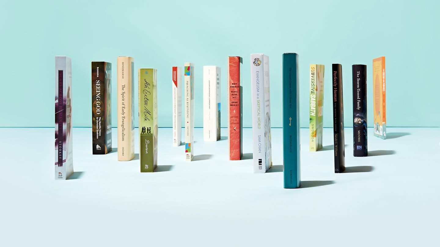 Christianity Today's 2019 Book Awards | Christianity Today