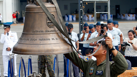 Philippine Church Hasn't Heard These Bells on Christmas Day for 117 Years