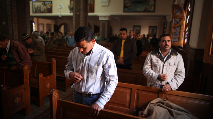 Egypt Approves 168 More Churches