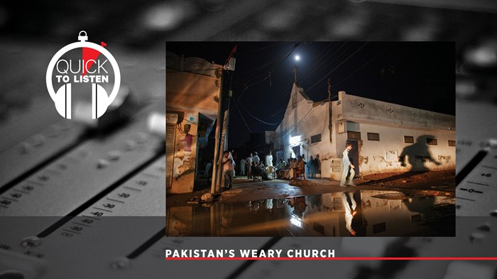Not Just Asia Bibi: Pakistan's Very Vulnerable Christians