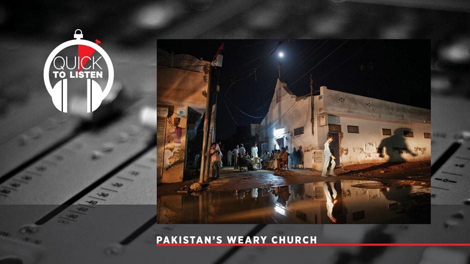 Not Just Asia Bibi: Pakistan's Very Vulnerable Christians