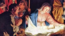 He Dwells Not Far Off: Reflections on Christmastime
