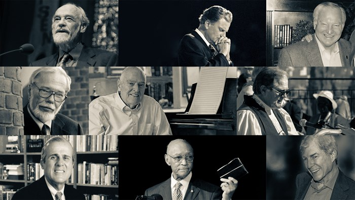 Billy Graham, Eugene Peterson, and Other Evangelicals Lost This Year