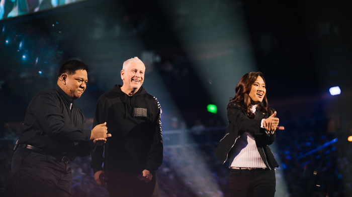 The Gospel in Every Sign Language: Passion Raises $450K for Deaf Bible Translations