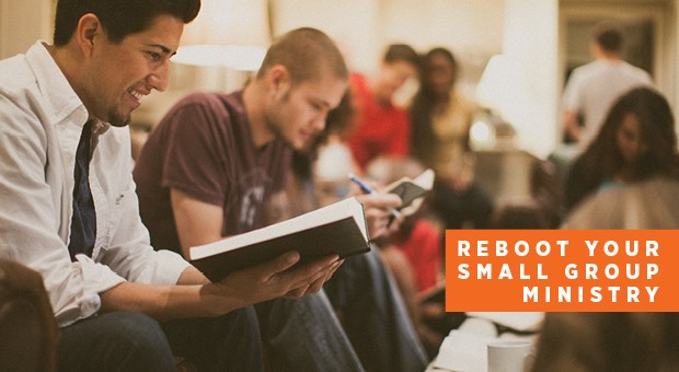 Reboot Your Ministry