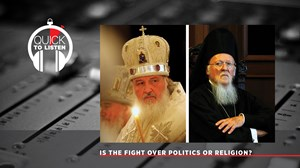 The Schism Dividing the Orthodox Church