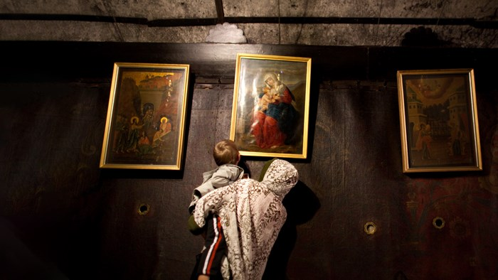 For Christian Women, Persecution Looks Like Rape