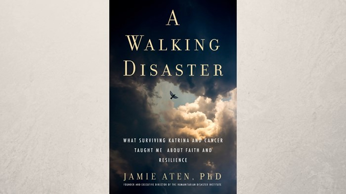 One-on-One with Jamie Aten on 'A Walking Disaster'