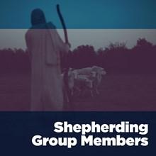 Shepherding Group Members
