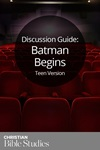 Batman Begins--Teen Version