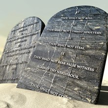 The Truth About God: Ten Commandments