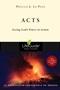 Acts 1-12: God's Power in Jerusalem & Judea