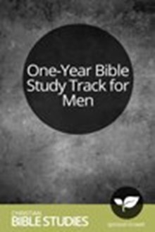 One-Year Bible Study Track for Men