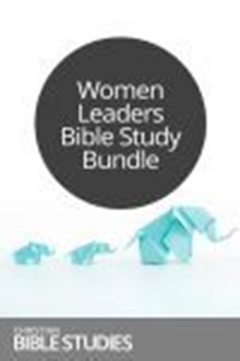 Women Leaders Bible Study Bundle