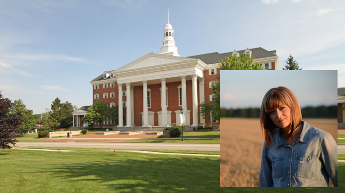 One-on-One with Ann Voskamp on Going to Back to School at the Wheaton College Grad School