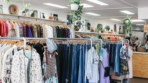 Tidying Wave Boon to Local Thrift Shops
