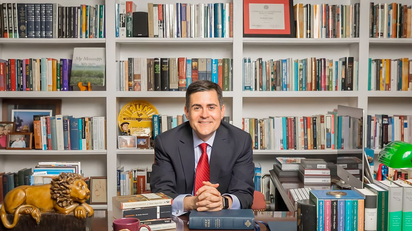 Russell Moore Reads CT Because of CCM