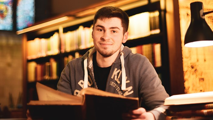 Meet the Student-Professor Team Who Cracked Andrew Fuller's Shorthand