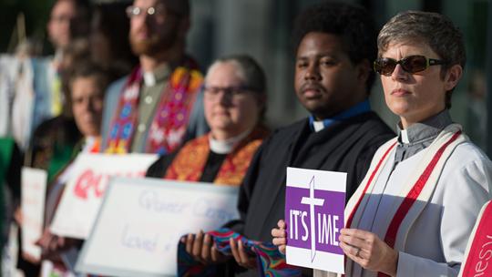United Methodists' LGBT Vote Will Reshape the Denomination