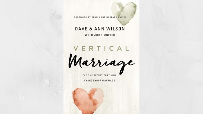 Q&A with Dave and Ann Wilson About Vertical Marriage
