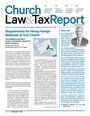 Church, Law & Tax March/April 2019 issue