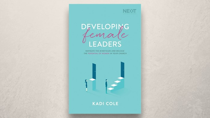 One-on-One with Kadi Cole on 'Developing Female Leaders'
