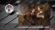 How Christian Art Historically Depicts Women and Their Bodies