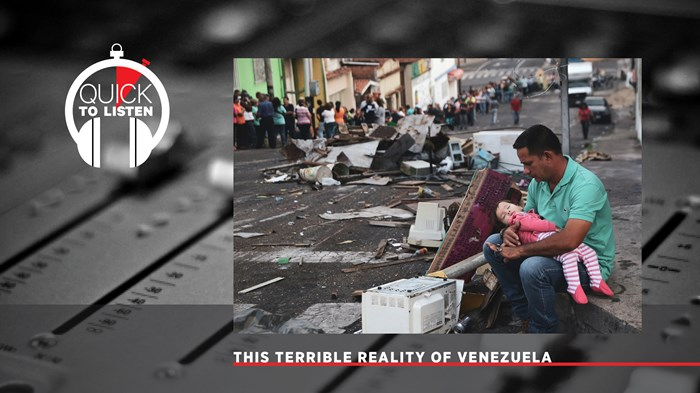 Venezuelan Scientist Offers Reality >> Our Venezuelan Brothers And Sisters In Christ Are Christianity
