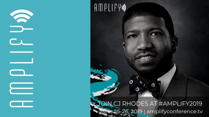 Preoccupied with Love: One-on-One with CJ Rhodes