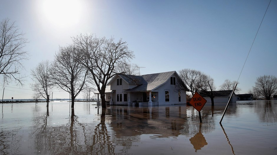 America's Farming Crisis, Laid Bare by Midwest Floods