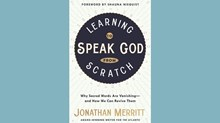 One-on-One with Jonathan Merritt on 'Learning to Speak God from Scratch' : Part 1
