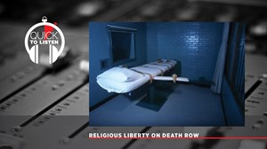 When the Government Bans Chaplains from Execution Chambers