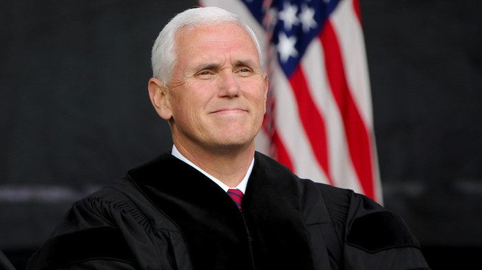 Mike Pence Is Coming to Taylor's Graduation. The Class of 2019 Is Ready.