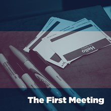 The First Meeting