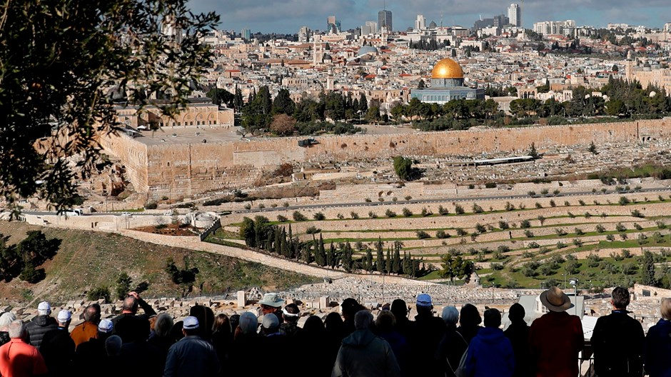 How Palestine Divides Messianic Jews
