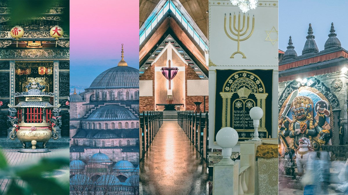 Across 27 Countries, Most Don't Mind More Religion in Society