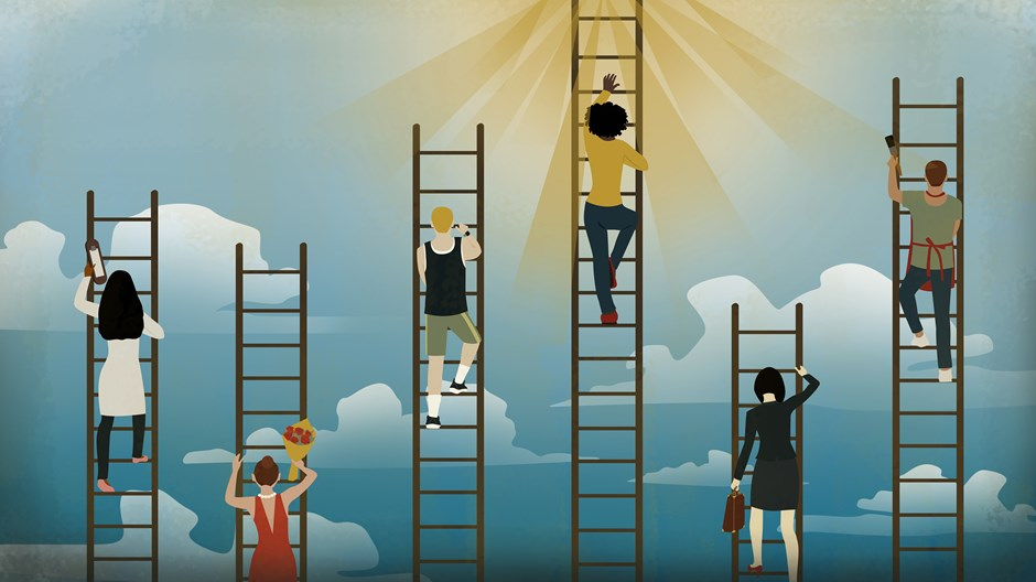 Fitness Trackers, Dating Apps, and Other Ladders to Nowhere