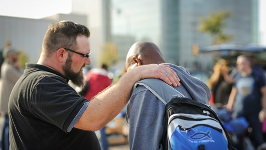 Evangelism Is More Prayer Than Action for Protestant Churchgoers