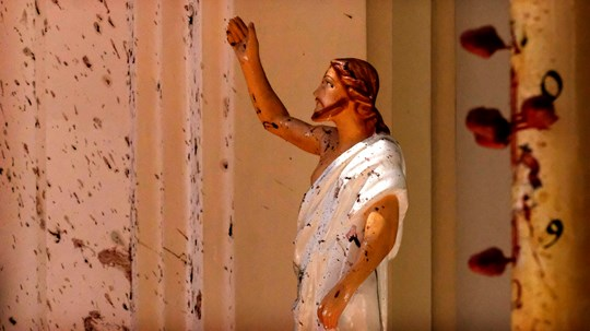 Six Biblical Responses to Sri Lanka's Easter Bombings
