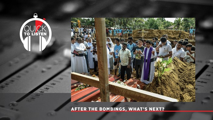 The Easter Attacks Are a Turning Point for Sri Lanka's Christians