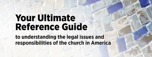Pastor, Church & Law | Church Law & Tax