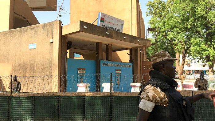 Terrorists in Burkina Faso Execute Six at Pentecostal Church