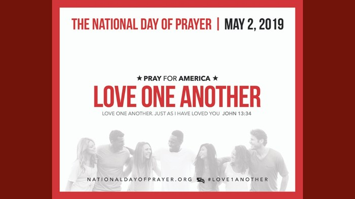 One-on-One with Ronnie Floyd on the National Day of Prayer