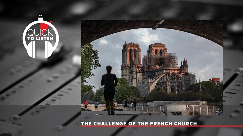 France Loves Notre Dame. Do They Still Believe the Faith That Inspired It?