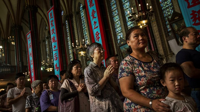 US Report Bashes China's Religious Freedom Violations
