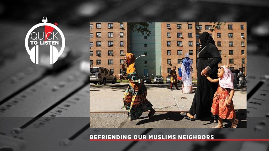 How Christians Can Reach Muslims During Ramadan