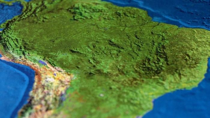 From Venezuela to Peru