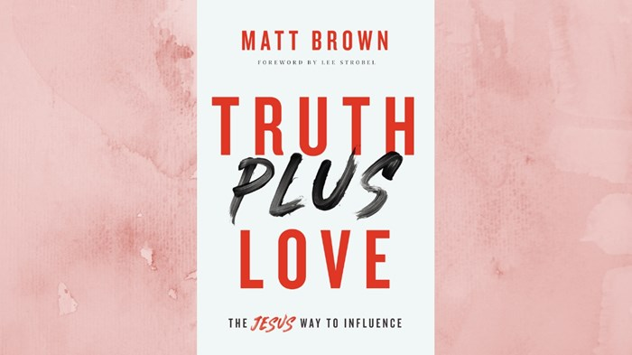 One-on-One with Matt Brown on 'Truth Plus Love'